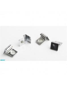 Suporte Inox para calhas 3mm