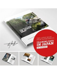 "Livro Oliver Knott - ""Training Day in Japan - My Journey"""