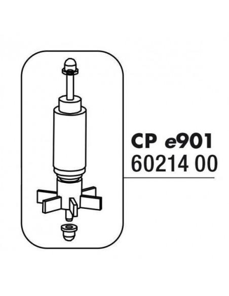 JBL CP e901 rotor+eixo+rolamento borracha - 2102760
