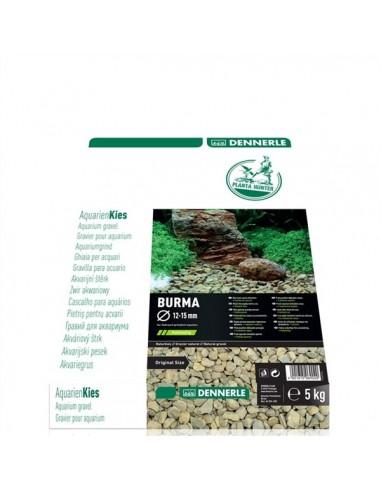 Natural gravel Plantahunter Burma 12-15 mm 5kg - 2102765