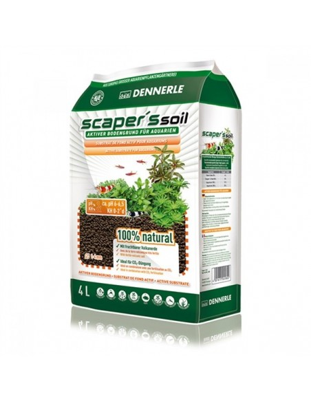 Dennerle Scapers Soil Type 1-4mm- 8L - 2102791
