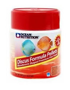 Ocean Nutricion Discus Pellets 125Gr - 2102893