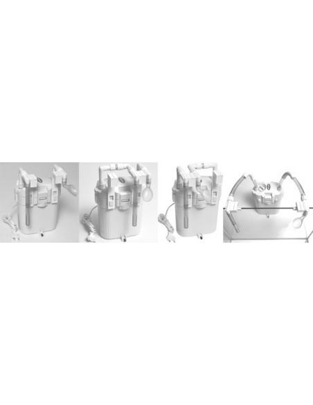 Scaper´s Flow - Filtro de Cascata com Lily Pipes - 2102948