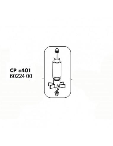JBL CP e401 rotor+eixo+rolamento borracha - 2103450