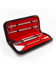 Estojo com 5 ferramentas de aquascaping 23cm - 2103921