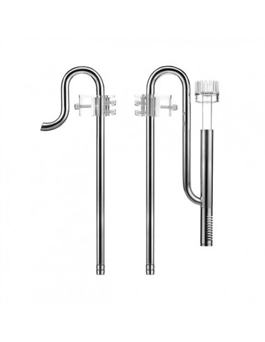 Kit Lily Pipe Inflow c/skimmer + Outflow Inox 16/22 - 2104003