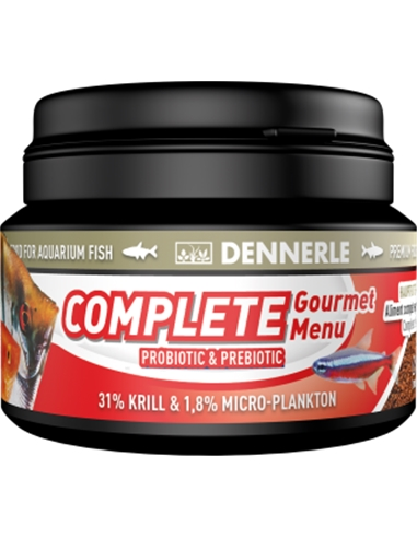 Dennerle Complete Gourmet Flakes 100ml - 2103661