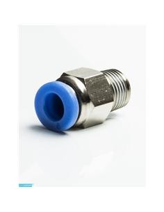 União macho-encaixe rapido 1/8 P/CO2 - 2101075