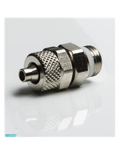 União macho-tubo CO2 metal 1/8 - 2101076