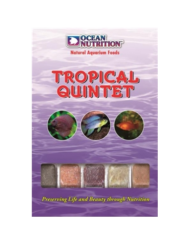 Tropical Quintet em Blister 100Gr - 2103990