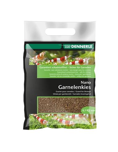 Dennerle Nano gravel Borneo brown 2kg - 2104534