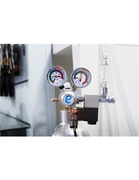 Kit Redutor de pressão 2 manometros, solenoide e ajuste fino - 2101444