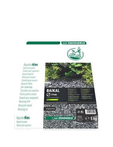 Natural gravel Plantahunter Baikal 3-8 mm 5Kg - 2102763