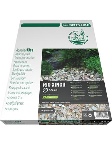 Natural gravel Plantahunter Rio Xingu MIX 2-22mm 5kg - 2102768