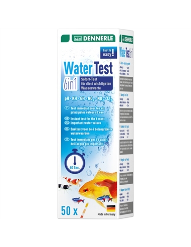 Dennerle WaterTest 6in1 - 2103247