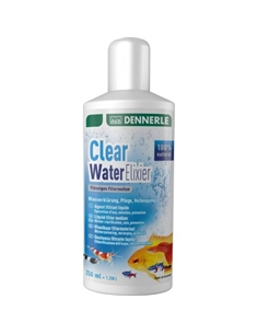 Dennerle Clear Water Elixier 250ml - 250ml - 2103395