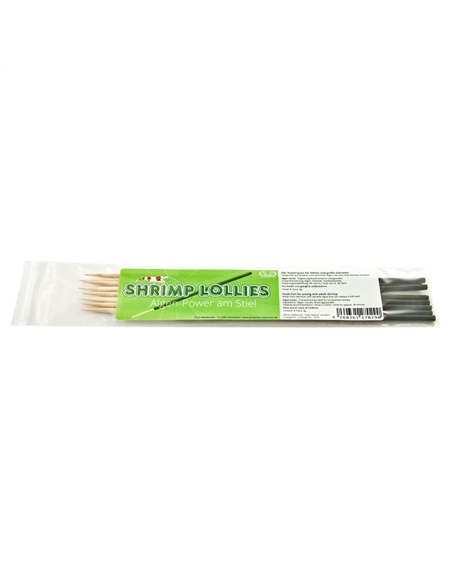 GlasGarten Shrimp Lollies Algae sticks 8 Uni - 2104226