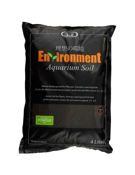 Environment Aquarium Soil, 9  Lt - 2103852
