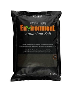 Environment Aquarium Soil, 4 Lt - 2103853