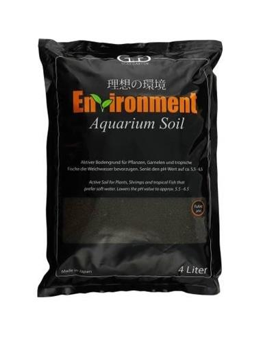 Environment Aquarium Soil, 4 Lt - 2103853