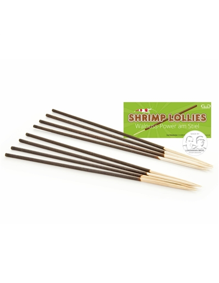 GlasGarten Shrimp Walnut sticks 8 Uni - 2104229