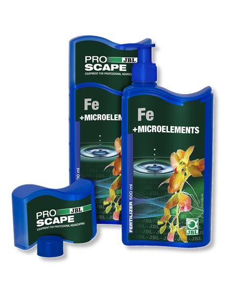 JBL ProScape Fe +Microelements 500ml - 2101084