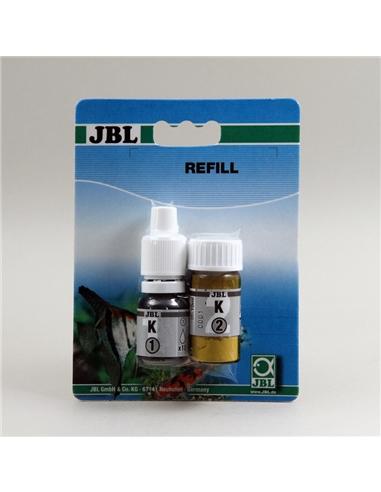 JBL K Kalium teste Recarga Potássio - 2101092