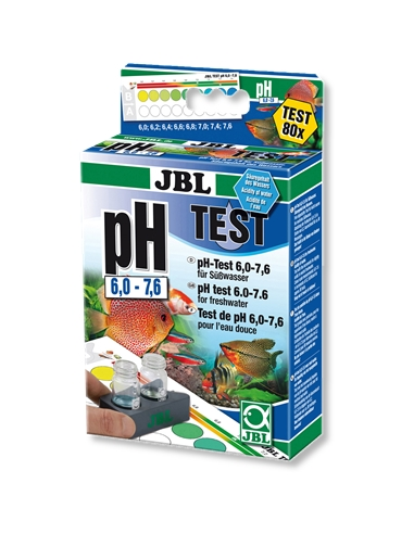 JBL PH Test-set 6,0-7,6 - 2101227
