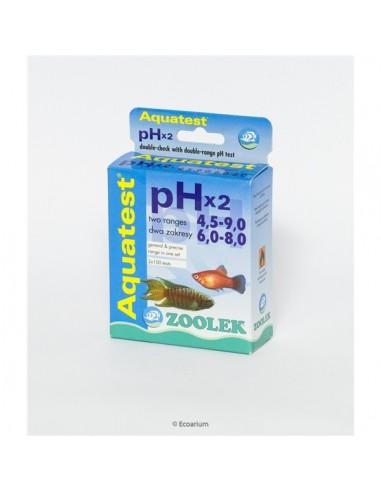 Aquatest Zoolek PH x2 Test - 2101276