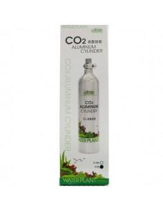 Botija Aluminio Recarregavel CO2 500ml - 2100300