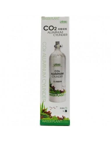 Botija Aluminio Recarregavel CO2 1000ml - 2100301