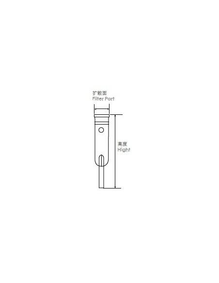 VIV CO2 Bubble and Diffuse - 2100145